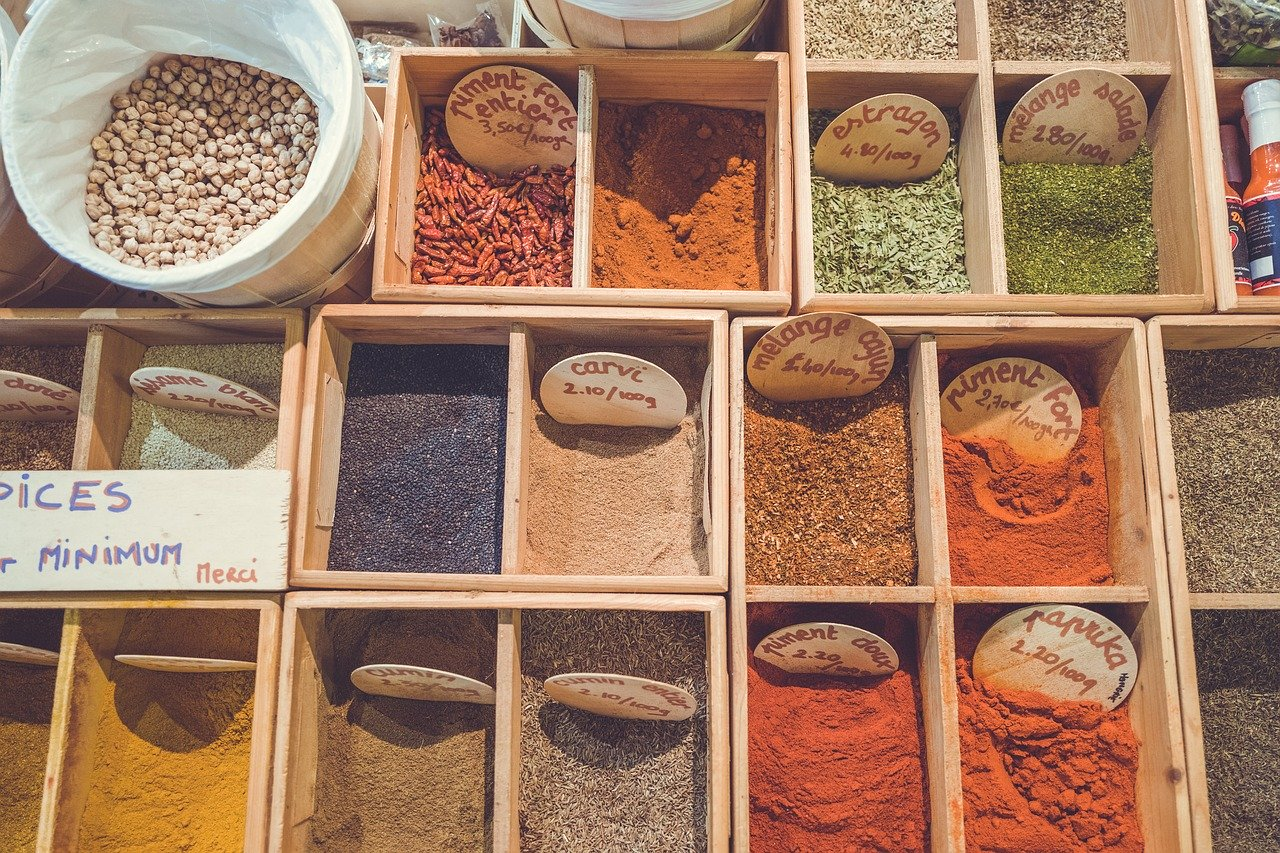 Guide to Asian Spices