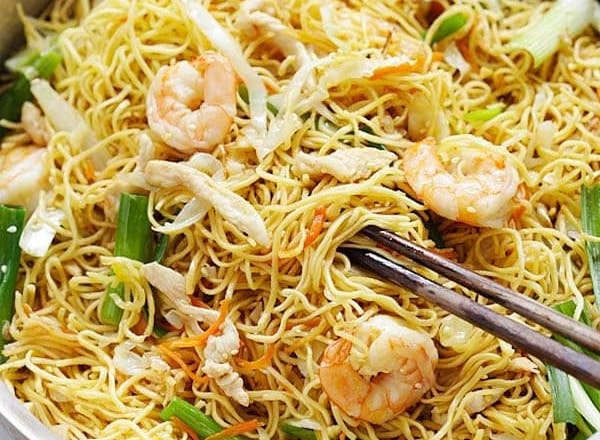 Oriental Wok Stew Recipe