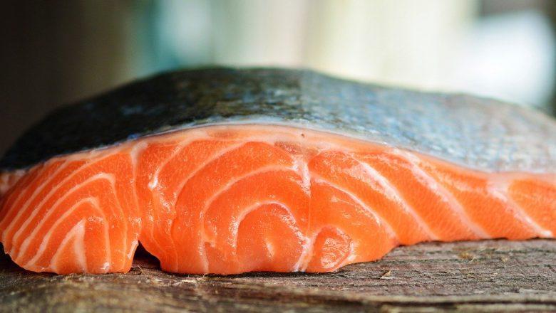 Oriental Salmon Recipe