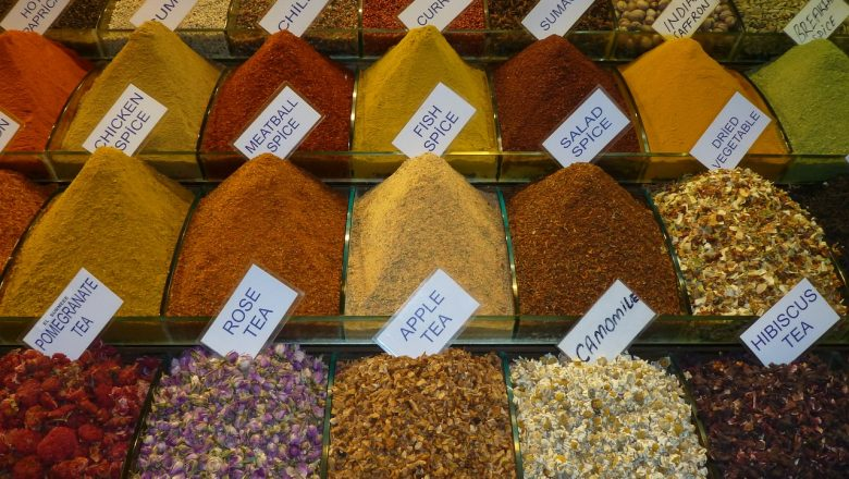 How much should You Spice Your Food?