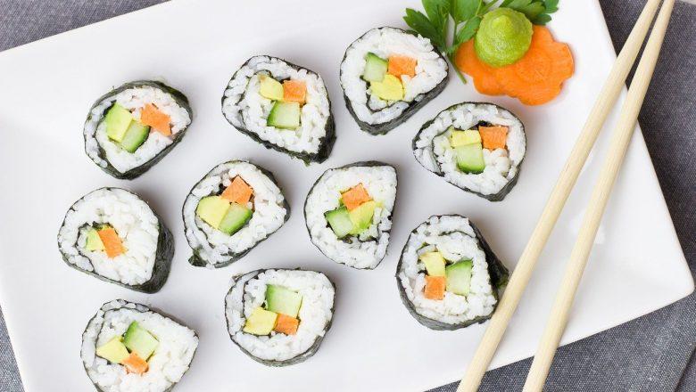 Är det Farligt att Äta för Mycket Sushi?