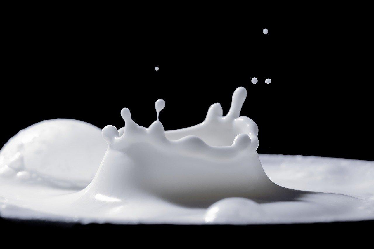 kan man frysa mandelmjölk