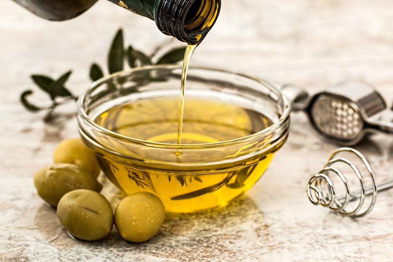 förvaring av olivolja