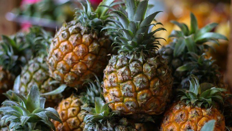 Hur Förvarar man Ananas?