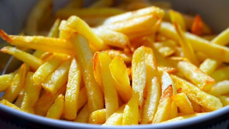 Är Pommes Frites Onyttigt?
