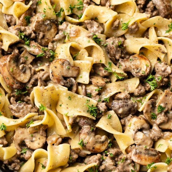 The Ultimate Guide To Quick and Easy One Pot Beef Stroganoff